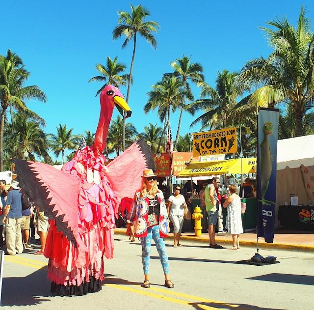 Art Deco weekend i Miami Beach