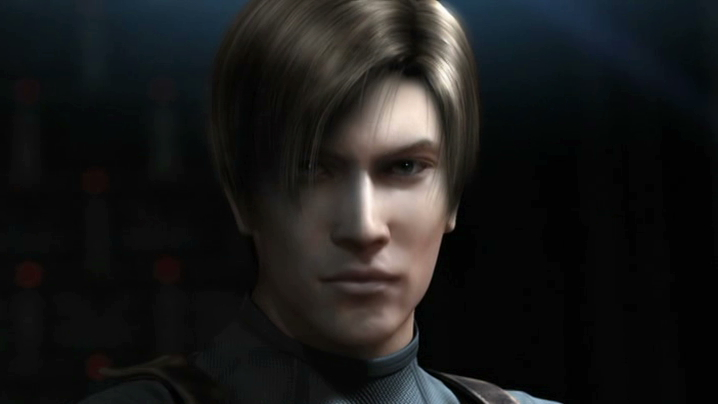 Personality Leon Scott Kennedy Resident Evil