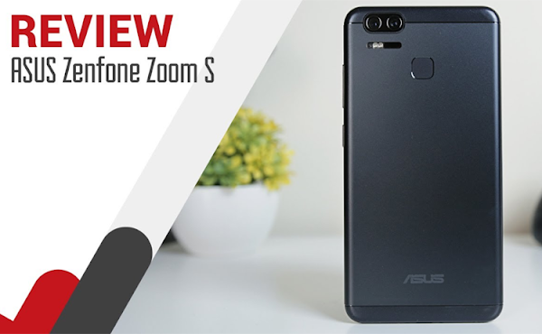 Review Spesifikasi Asus Zenfone Zoom S: Dual Camera 12MP, Baterai 5000 mAh