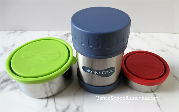 Hot chili for school lunch. U Konserve Insulated Jar and Leak Proof Containers Review