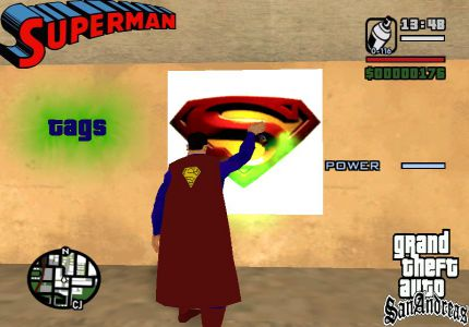 GTA Superman Free Download For PC Full Version