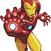 Vetores Grátis Homen de Ferro Marvel