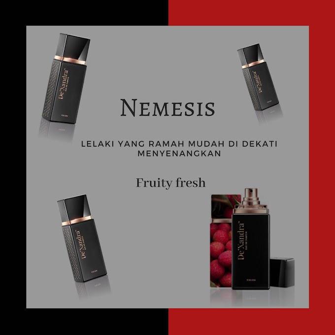 Top 5 Perfume De'Xandra Untuk Lelaki 2018
