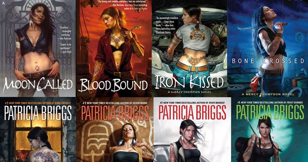 patricia briggs mercy book order