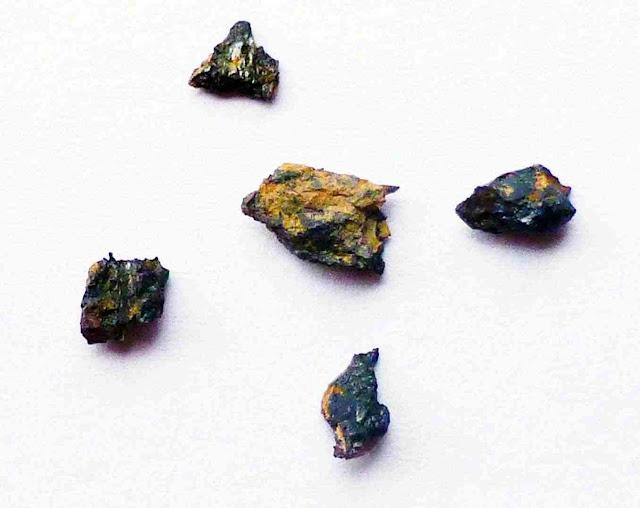 Mysterious Rock Made of Tiny Diamonds Predating Solar System