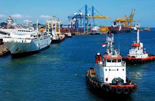 pelabuhan nasional
