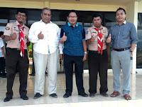 KWARDA PRAMUKA NTB DUKUNG LOMBA JELAJAH ALAM TAMBORA SE-INDONESIA