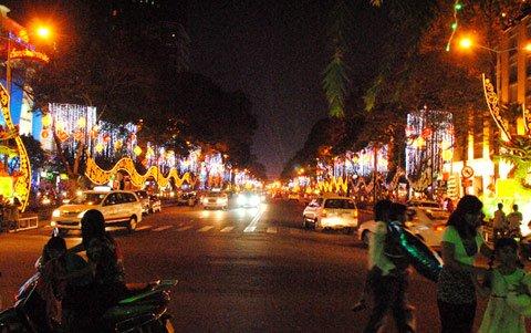 Le Loi Stree Ho Chi Minh City