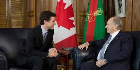 Justin Trudeau egy francia-brit muszlim milliárdos imám magánszigetén karácsonyozott, nem sokkal rá 15 millió dollárt kapott a kormánytól az alapítványa