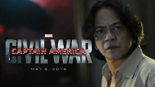 Ray Sahetapy Captain America Civil War