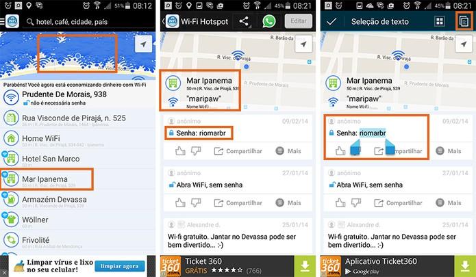 Veja como conseguir senhas de redes WiFi 1
