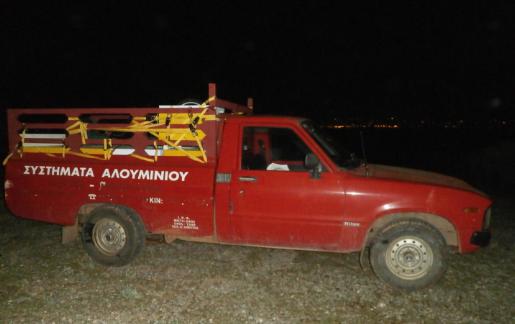 Προσοχή μελισσοκόμοι: Κλοπή μελισσοκομικού αυτοκινήτου στο Γαλάτσι
