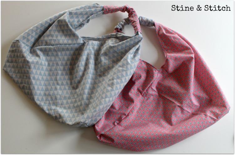 Stine Stitch Origamibag Anleitung