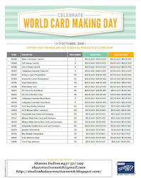 World Card Making Special