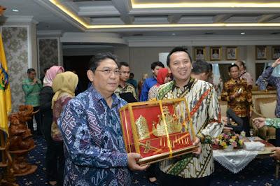 Provinsi Lampung Terbanyak Memperoleh Opini WTP Se-Indonesia