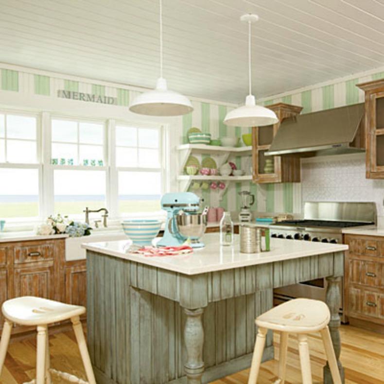 Coastal Breakfast room