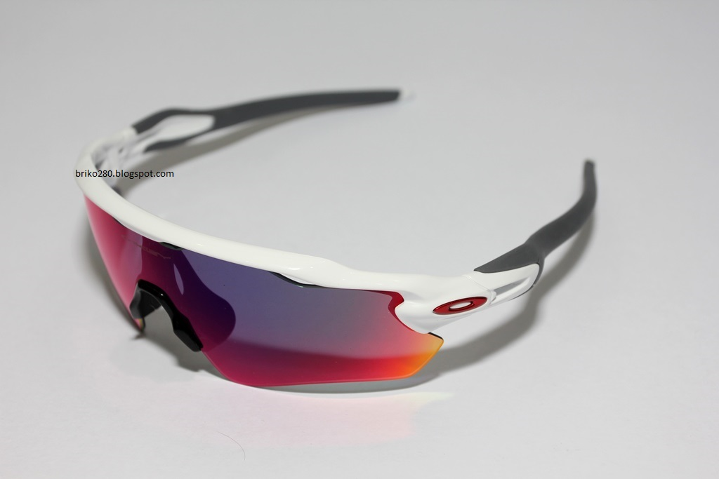 96828e9112 Radar Oakley New Dark Red--Gray Lens