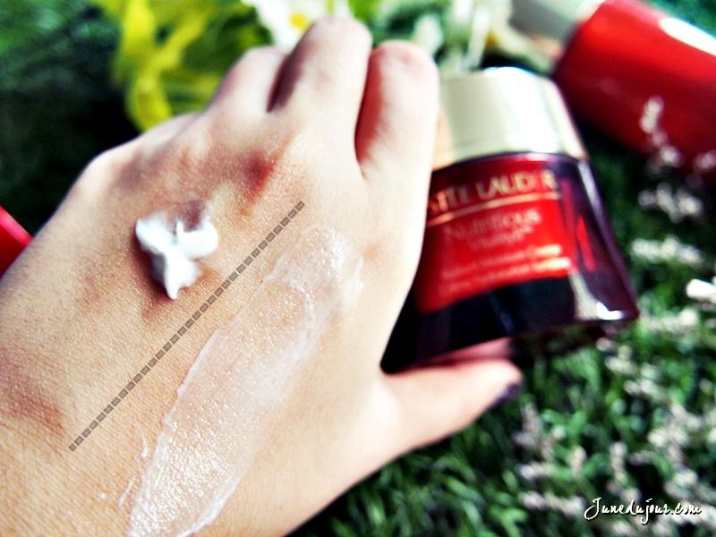 Nutritious Vitality8 Radiant Moisture Cream by Estée Lauder #4