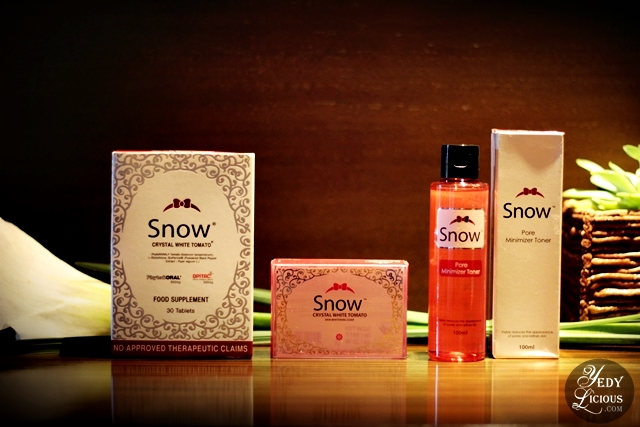 Snow Crystal White Tomato An Amazing Natural Sunscreen For