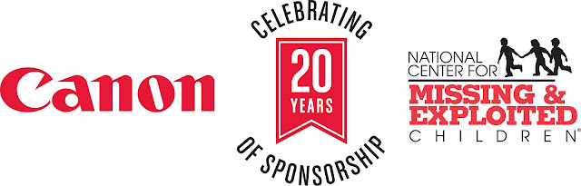 Canon U.S.A. Commemorates 20 Years of Partnership with the National Center for Missing & Exploited Children and Yellowstone Forever