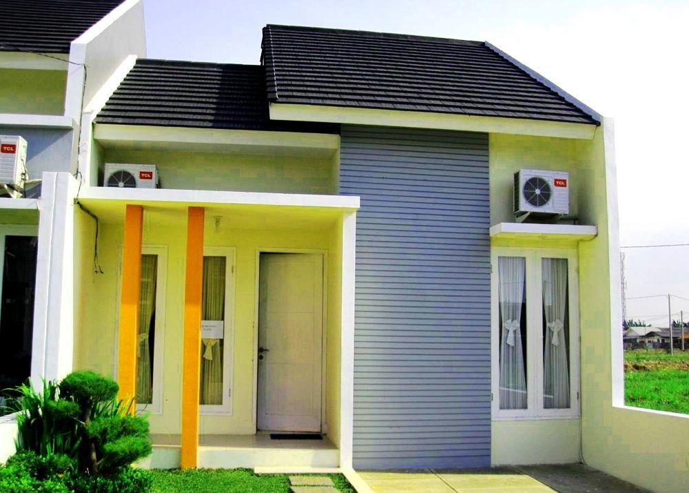 Desain Rumah Type 36 Minimalis 1 Lantai Sederhana