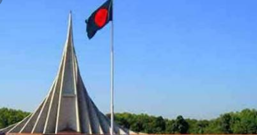 National Memorial Is Historical Place In Bangladesh