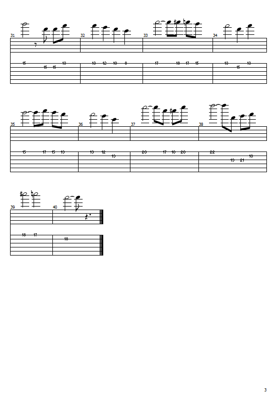 Dragon Warrior Theme Tabs Dragon Warrior How To Play Dragon Warrior On Guitar Tabs & Sheet Online