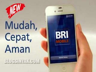 Internet Banking BRI | Blogsinyak
