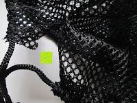 Netzbeutel beschädigt: LiHao Schlingentrainer Suspensiontrainer TRX Functional Training Fitness