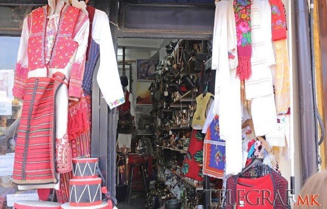 Time Travel: Skopje Antique Shops Are Full of Objects that Have Long Been Forgotten