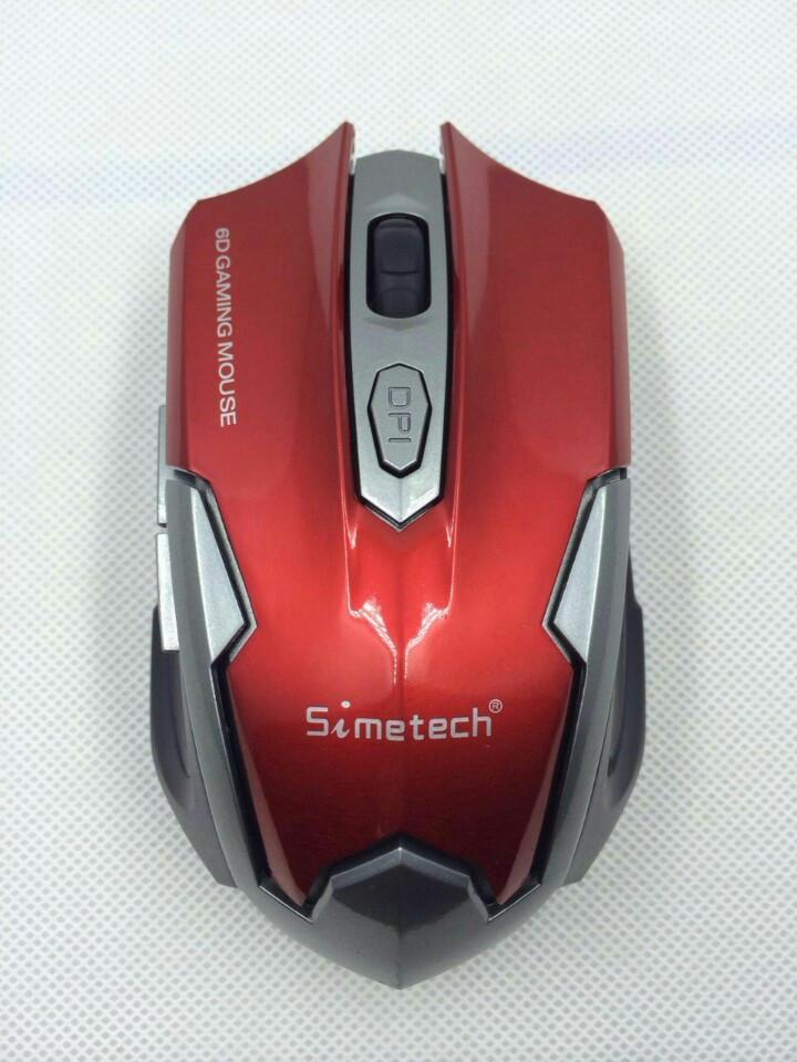 Chuột không dây Simetech S100 Chính Hãng giá sỉ và lẻ rẻ nhất