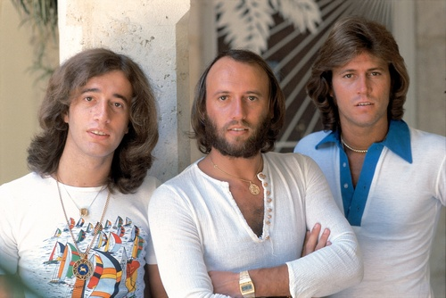 Bee Gees, c. 1975