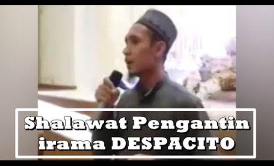 Video Heboh Shalawat Versi Despacito di Acara Pernikahan Mendadak Viral