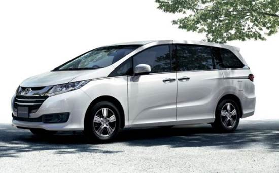 2019 Honda Odyssey Redesign and Release Date