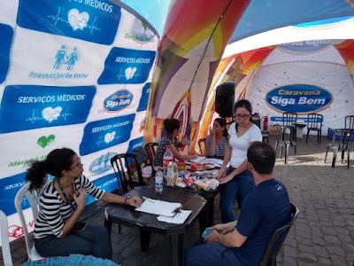 Caravana Siga Bem volta à estrada para desvendar histórias, em Pariquera-açu