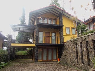 Villa A-3 istana bunga Lembang