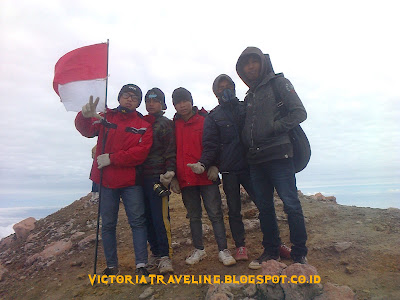 My Adventure To Kerinci Mountain-Victoria Traveling-Travel Agency Kerinci