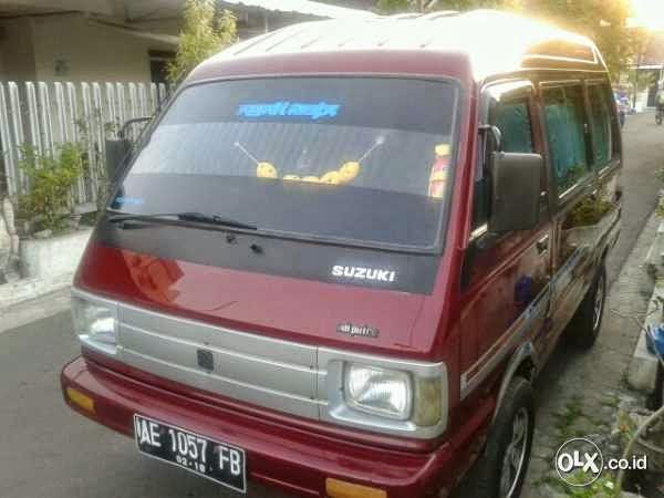Jual Suzuki Carry Adiputro Jumbo Bekas Murah Th94 49jt