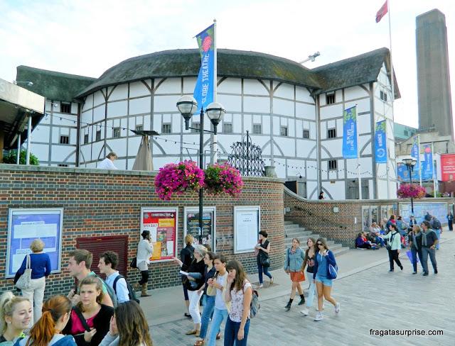 Londres: Southwark e o Teatro de Shakespeare