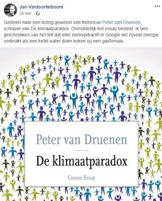 Jan Vantoortelboom, De Klimaatparadox, Peter van Druenen, Ossenisse