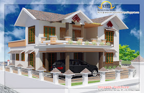 Double story home designs - 214 Sq M (2300 Sq. Ft.) - December 2011