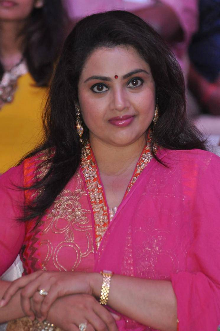 Meena Stills Latest Cute Stills In Pink Dress