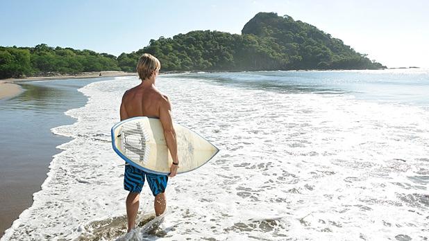 surfing nicaragua emerald coast
