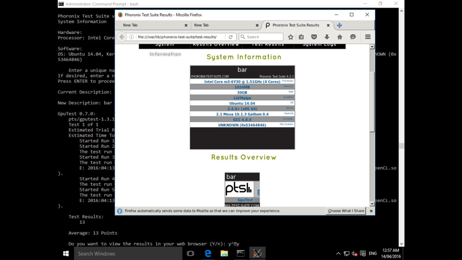 linuxium com au: Bashing Windows on a Mini PC