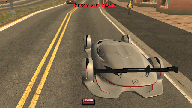 Mercedes Benz Silver Lightning Car Mod Android Download gtaam