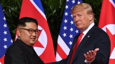 China Waridhia Mkutano wa Pili Kati ya Kim Jong-un  na Trump mara ya pili