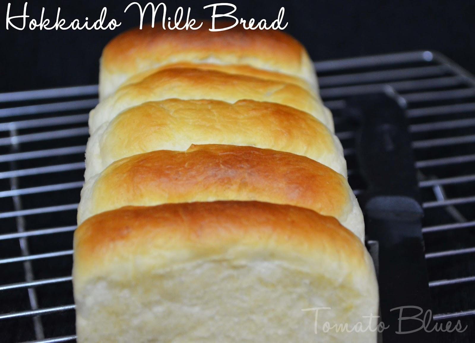 Hokkaido Milk Bread Recipe | Yeast Bread Recipes