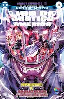 DC Renascimento: Liga da Justiça da América #18