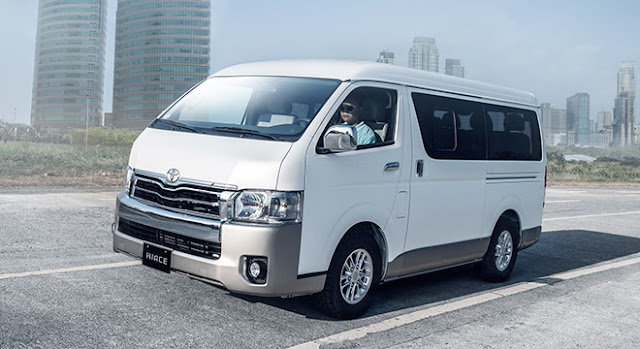 List of Toyota Hiace Types Price List Philippines