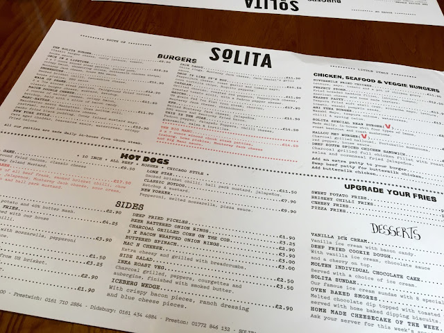 Solita, Northern Quarter - Manchester Food Review